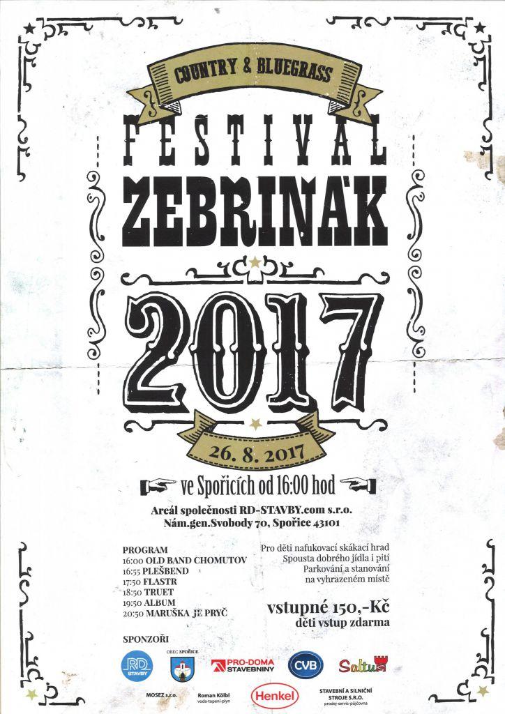 Žebřiňák 2017