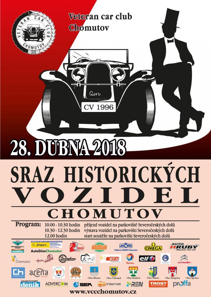 historických vozidel